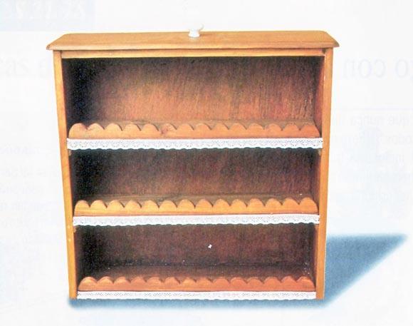 Convierte un viejo caj n en una bonita estanter a foto for Bricolaje muebles