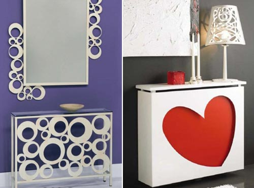 C mo camuflar los radiadores de tu casa con estilo for Muebles para cubrir radiadores
