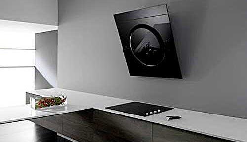 Campanas extractoras que decoran tu cocina - Campanas extractoras diseno ...