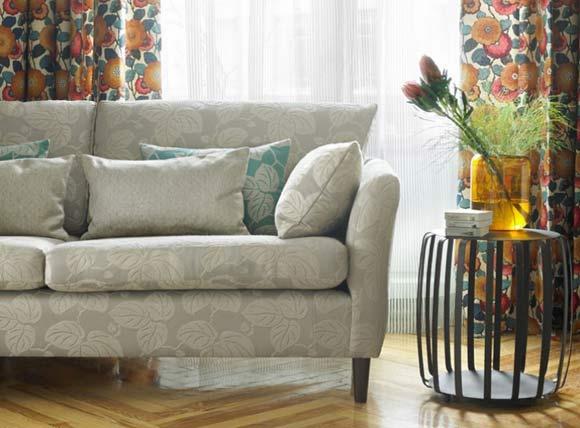 Textiles abre la puerta de tu casa a la primavera foto 8 - Ka internacional cortinas ...