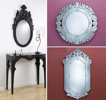 Espejos venecianos: un toque de distinción y elegancia para tu casa