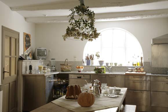 Cocinas r sticas vuelve el encanto de lo tradicional foto 1 - Casas rurales galicia con encanto ...