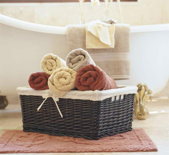 Toallas de soja for Accesorios para colgar toallas