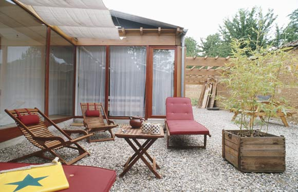 Muebles de exterior jard n porche o terraza foto 9 - Muebles para porche ...