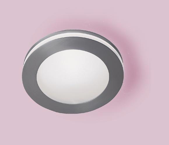 Ilumina tu casa con focos ocultos tras el falso techo foto 1 - Focos empotrados techo ...