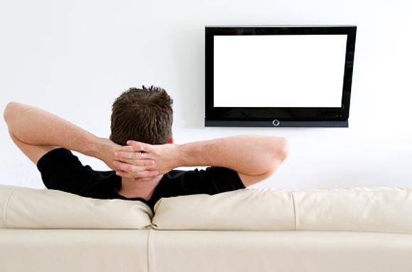 Sofá y televisión: un tándem esencial