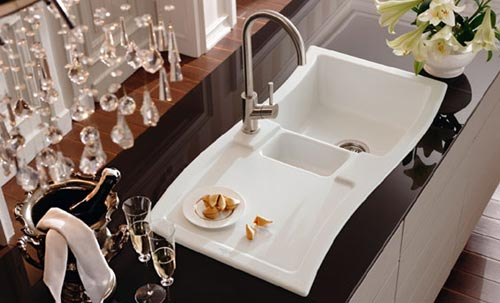 Fregaderos: diseños a la medida de tu cocina