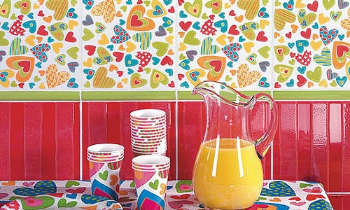 Cambia de 39 look 39 tu hogar sin obras pinta tus azulejos - Pintura para azulejos de cocina ...