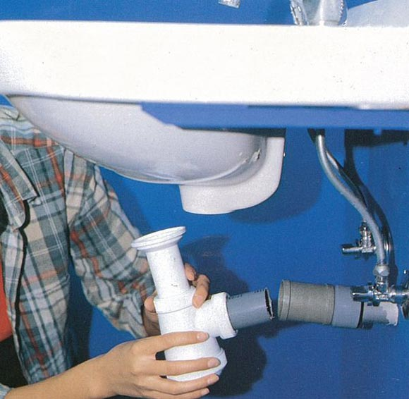 Usa estos pasos para reemplaza o desatora tu sif n para - Olor tuberias bano ...