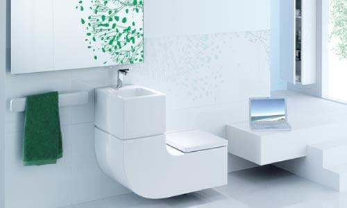 Cuartos de baño sostenibles