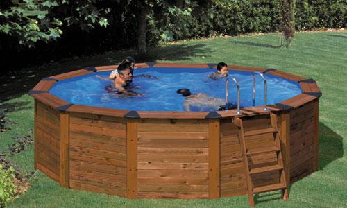 piscinas para enterrar baratas
