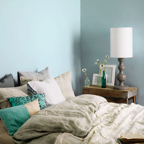 Aprovecha el verano para pintar tu casa y dar color a tu hogar for Decoracion de interiores en pintura