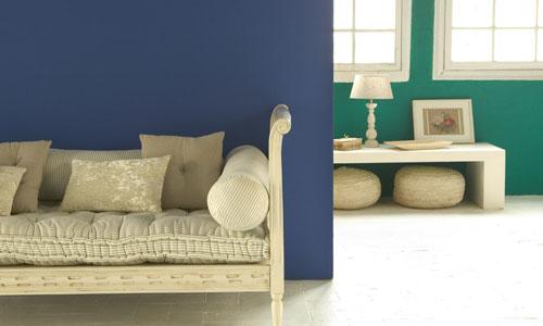 Aprovecha el verano para pintar tu casa y dar color a tu hogar for Nuevos colores de pinturas para casas