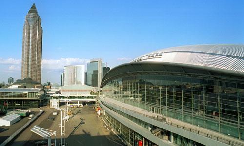 Frankfurt, centro del diseño y el hogar