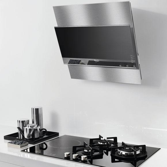 Renovar la cocina empezando por la campana foto 2 - Campanas de cocina modernas ...