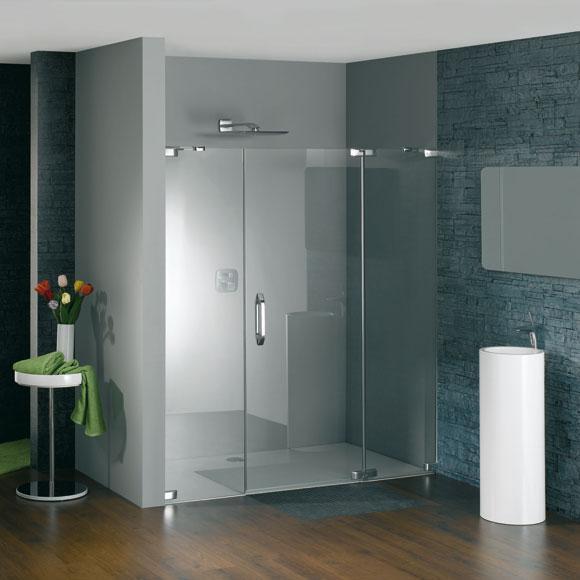 Mamparas de baño: espacio y estetica todo en uno