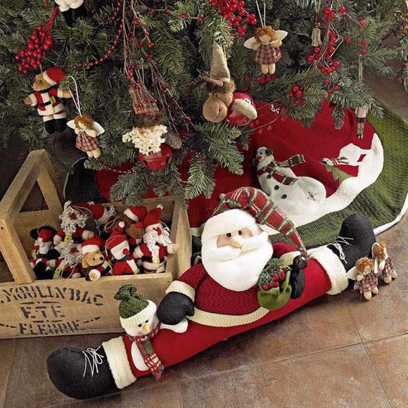 As puedes decorar tu hogar esta navidad foto - Ideas para decorar estrellas de navidad ...