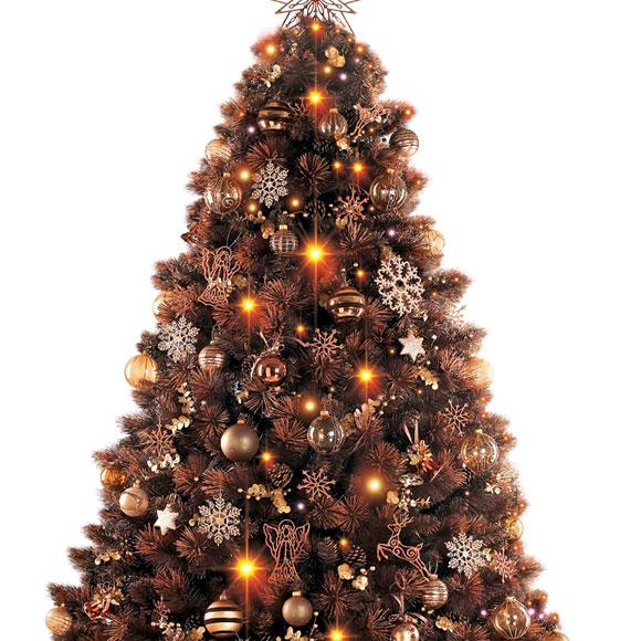 C mo adornar tu rbol de navidad - Como adornar arbol de navidad ...