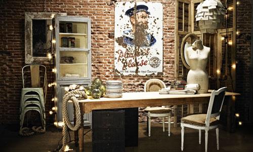 Tiendas ef meras abiertas por navidad - Objetos decoracion vintage ...