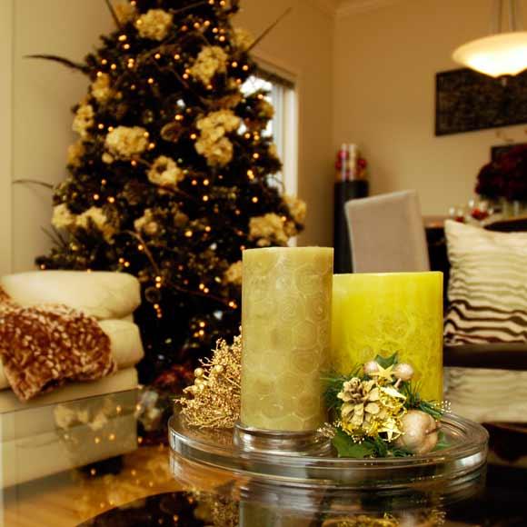 Consejos de experto para decorar tu casa esta navidad foto 3 for Decoracion casa navidad