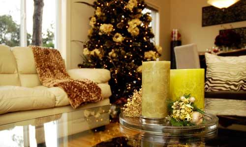 Consejos de experto para decorar tu casa esta navidad - Adornos de navidad para decorar la casa ...