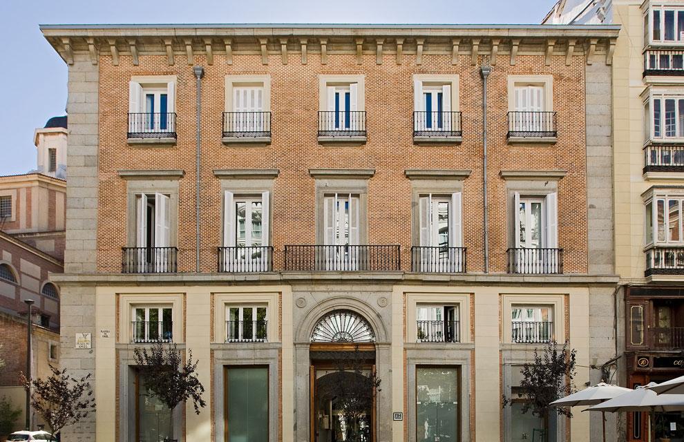 Aires contemporáneos para un edificio histórico