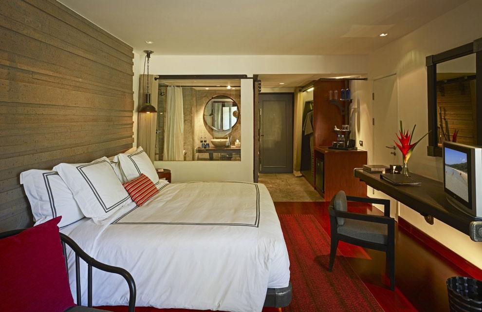Hoteles de ensue o el dise o de la perla del ndico - Decoracion habitaciones de hotel ...