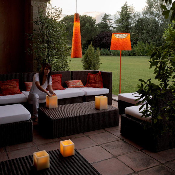 Imagenes de terrazas pequenas decoracion for Mobiliario para terrazas pequenas