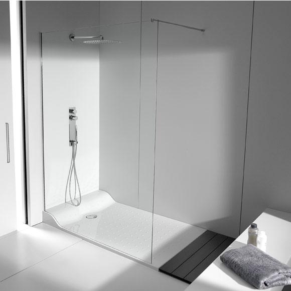 Duchas espacio y decoraci n todo en uno foto for Piezas ducha