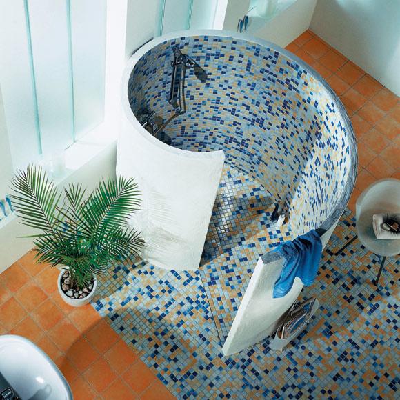 Runde Duschen Selbst Bauen : Duchas: espacio y decoraci?n, todo en uno – Foto 4