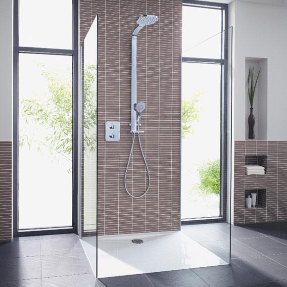 Duchas espacio y decoraci n todo en uno foto for Decoracion duchas