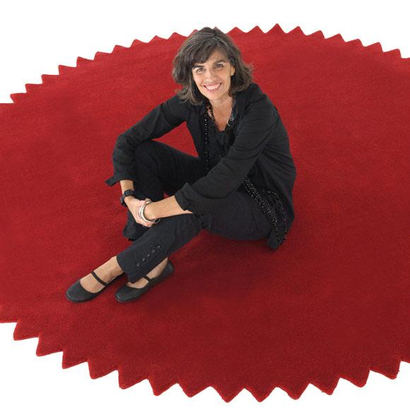 Nani marquina las alfombras transmiten la historia de - Alfombras nani marquina ...