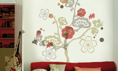 paredes que hablan con la moda de los adhesivos www