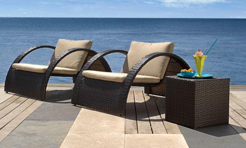Muebles para el jard n novedades para esta primavera for Mobiliario de jardin segunda mano