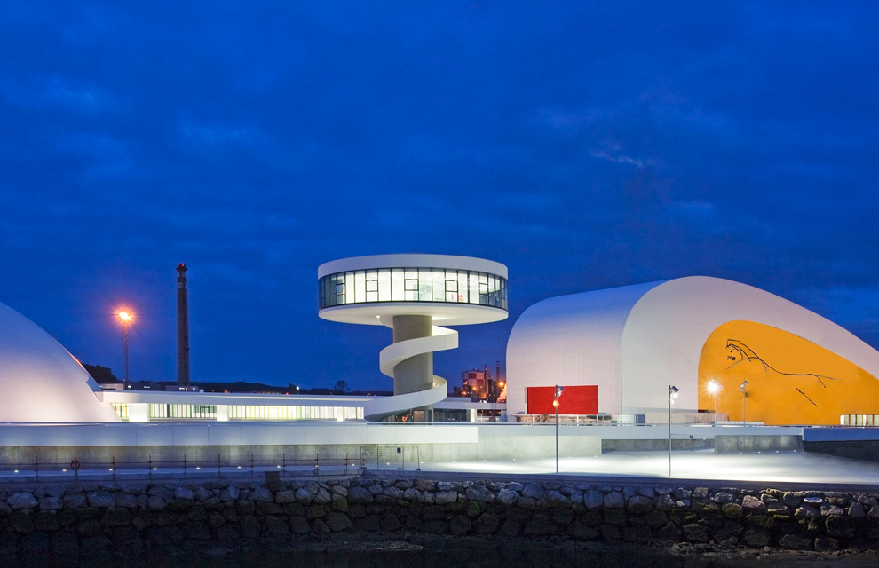 Centro Niemeyer: el mejor regalo para Asturias