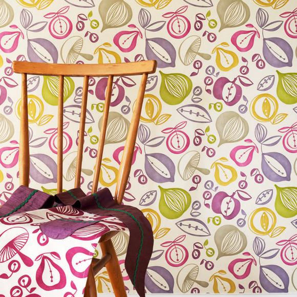 Papeles pintados paredes de lujo foto 3 for Papeles pintados originales