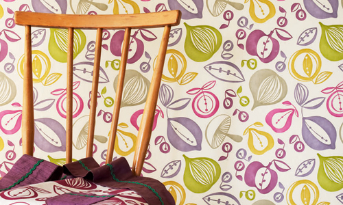 Papeles pintados paredes de lujo - Papeles pintados sanderson ...