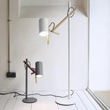 Ilumina la casa con formas sencillas