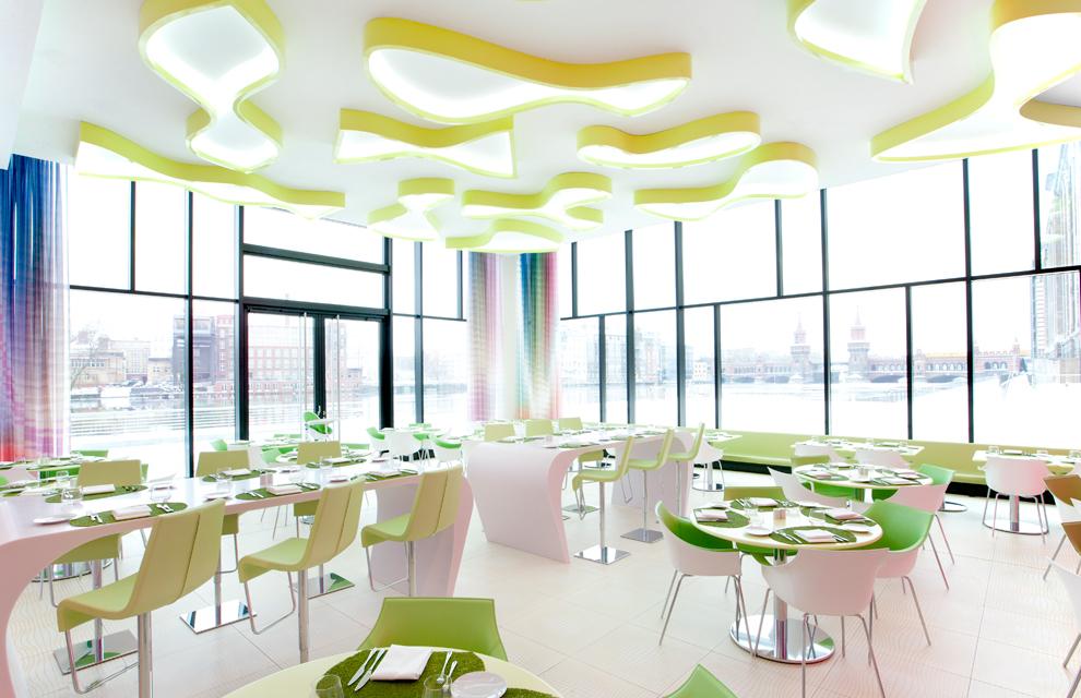 Nhow berl n un hotel poco convencional foto 7 for Hotel design genes