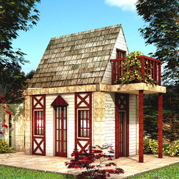 As es la casa de sus sue os foto 3 for Casa infantil jardin segunda mano
