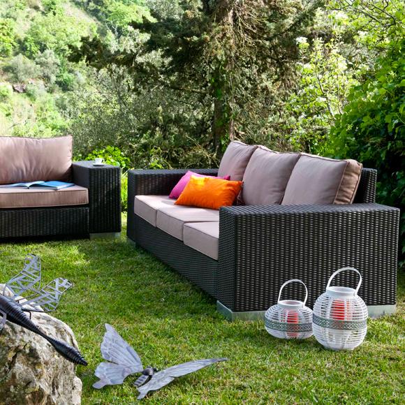 Mobiliario de exterior para todos los bolsillos foto 1 for Sofa exterior conforama