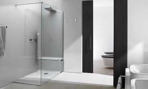 Duchas que simplifican la vida for Ver cuartos de bano con ducha