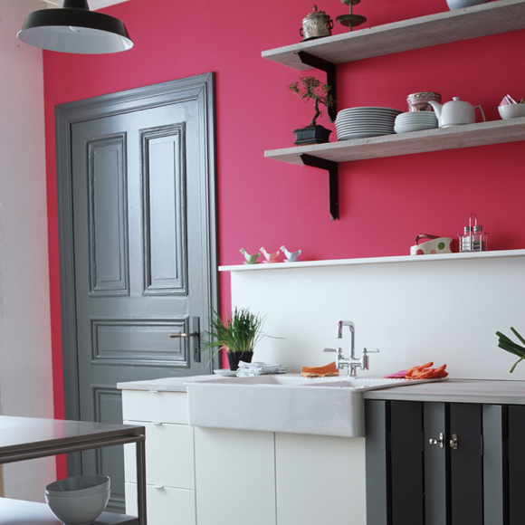 Pinta tus paredes con los colores del verano foto - Pintar paredes estucadas ...