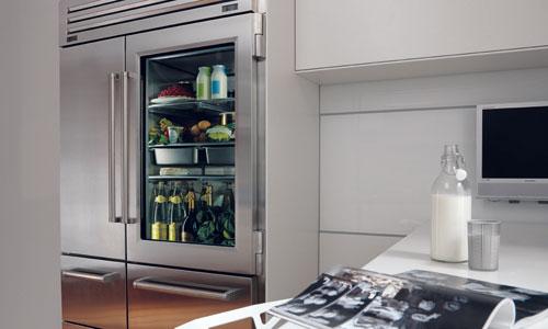 Estos frigor ficos no te dejar n helado - Frigorificos de dos puertas ...