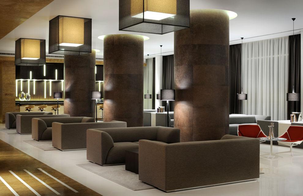 Lujo y buen gusto en el medio oriente for Imagenes de oficinas de lujo