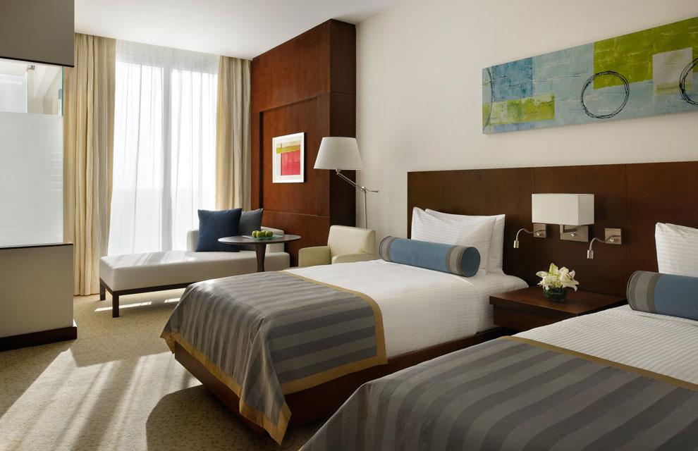 Lujo y buen gusto en el medio oriente - Decoracion habitacion hotel ...