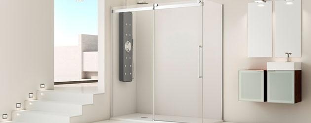 Mamparas que renuevan tu cuarto de baño