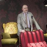 Christian Lacroix lanza su primera colección de muebles