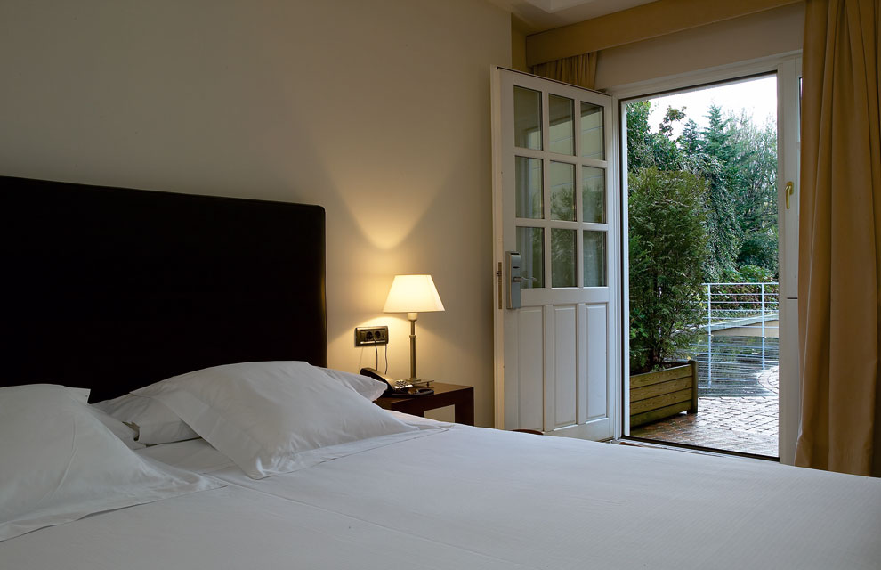 Hotel Villa Soro, ejemplo de buen gusto en San Sebastián