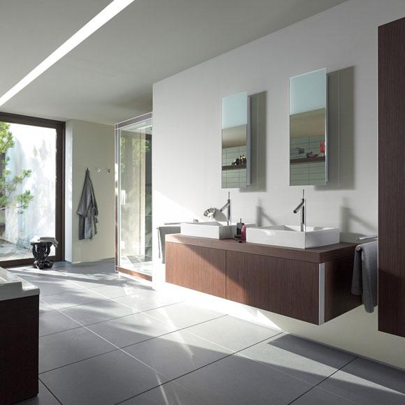 No renuncies al diseño en el cuarto de baño - Foto